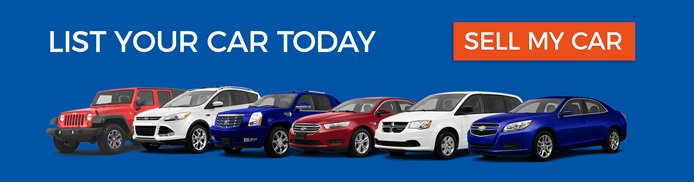 List Your Car Today Sell My Car