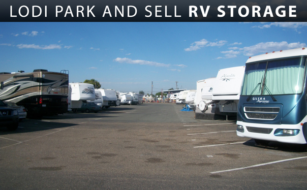 RV Storage Lodi