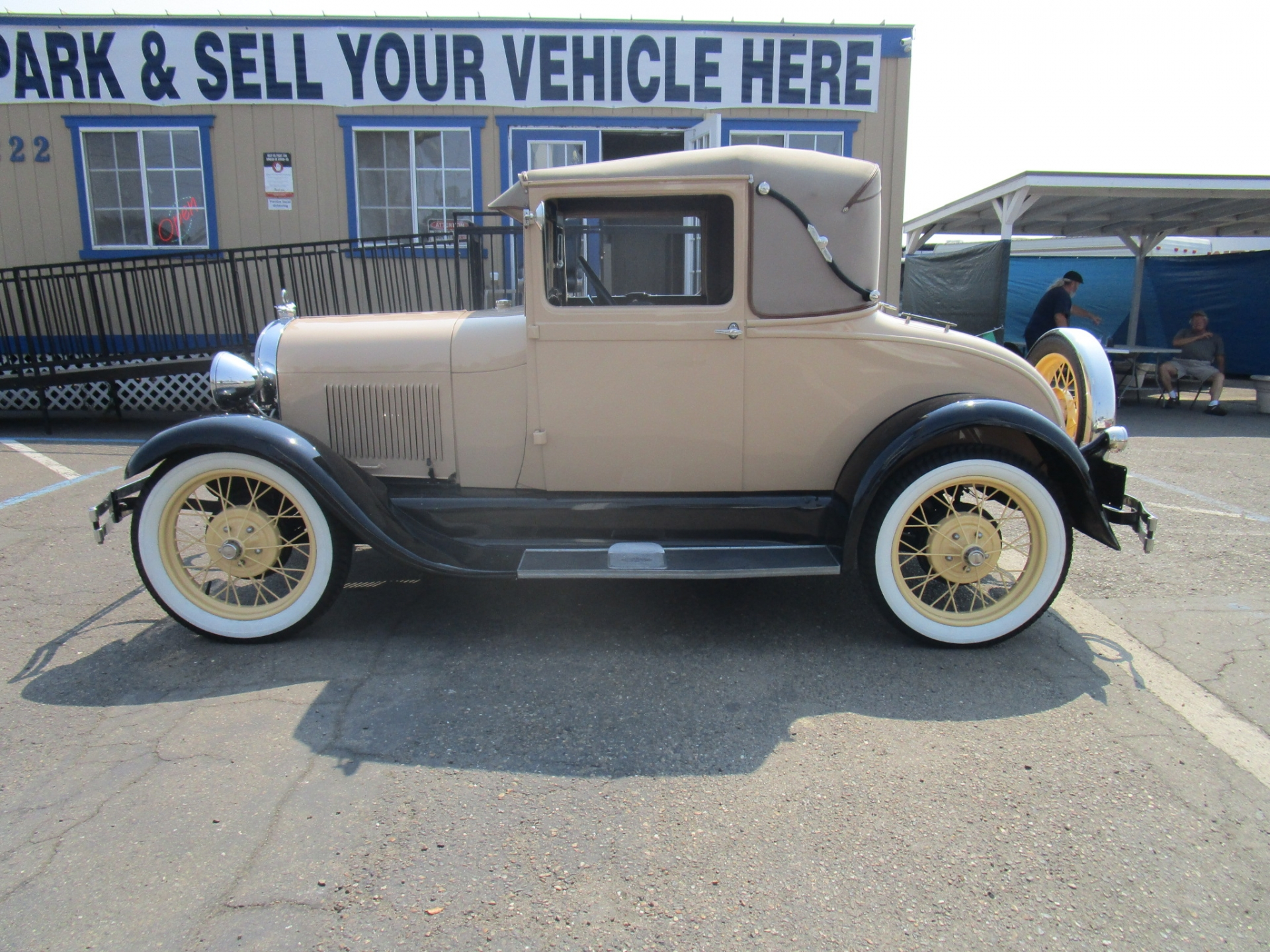 Ford Model A Sport Coupe 1929