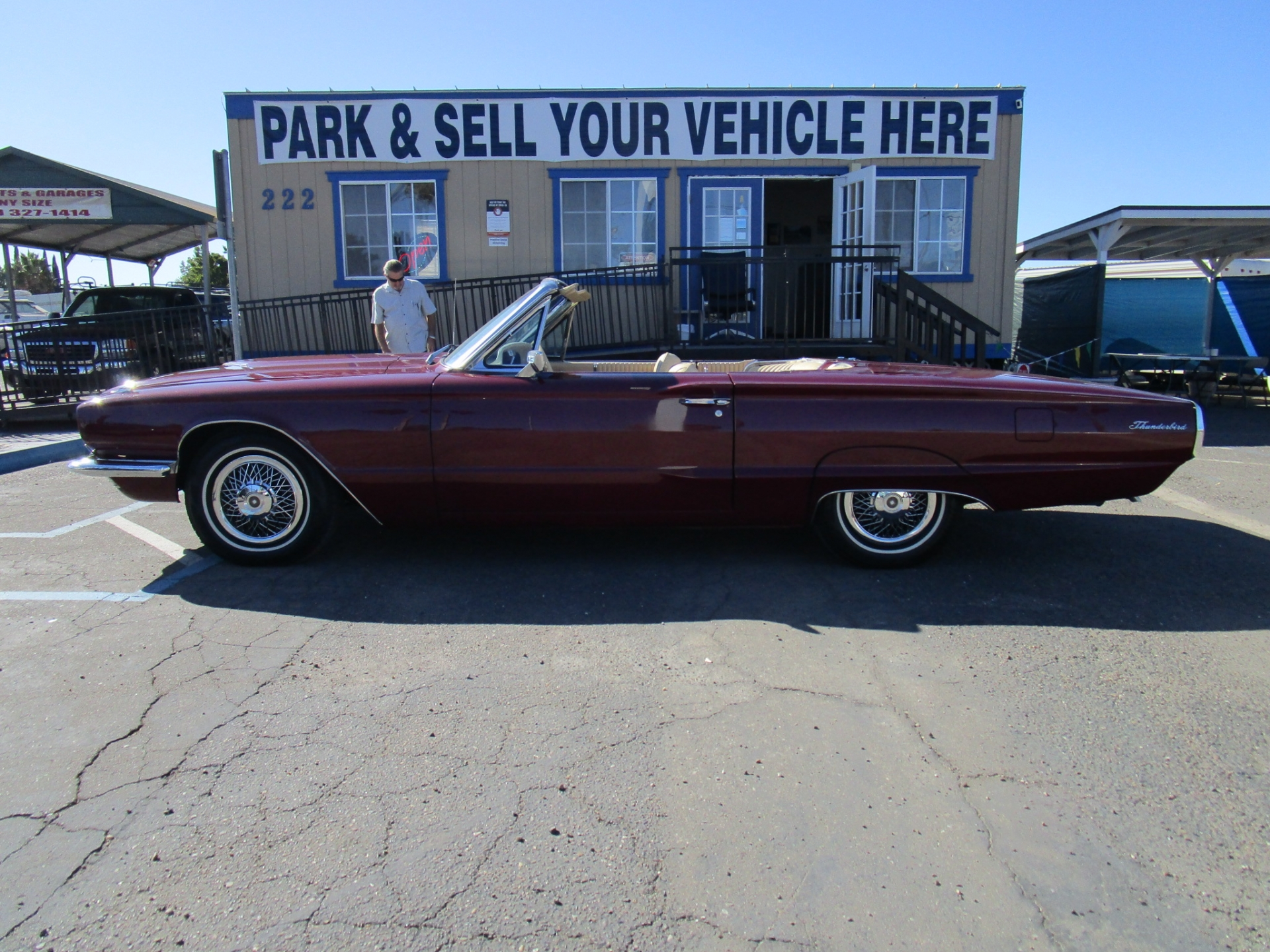 Ford Thunderbird Convertible 1966