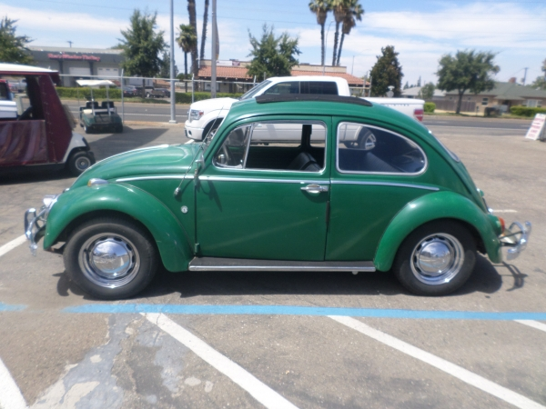 Volkswagen 1300 Sedan Beetle 1966
