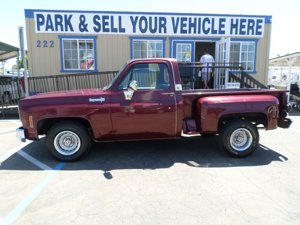 1974 Chevrolet Cheyenne C10 Step side