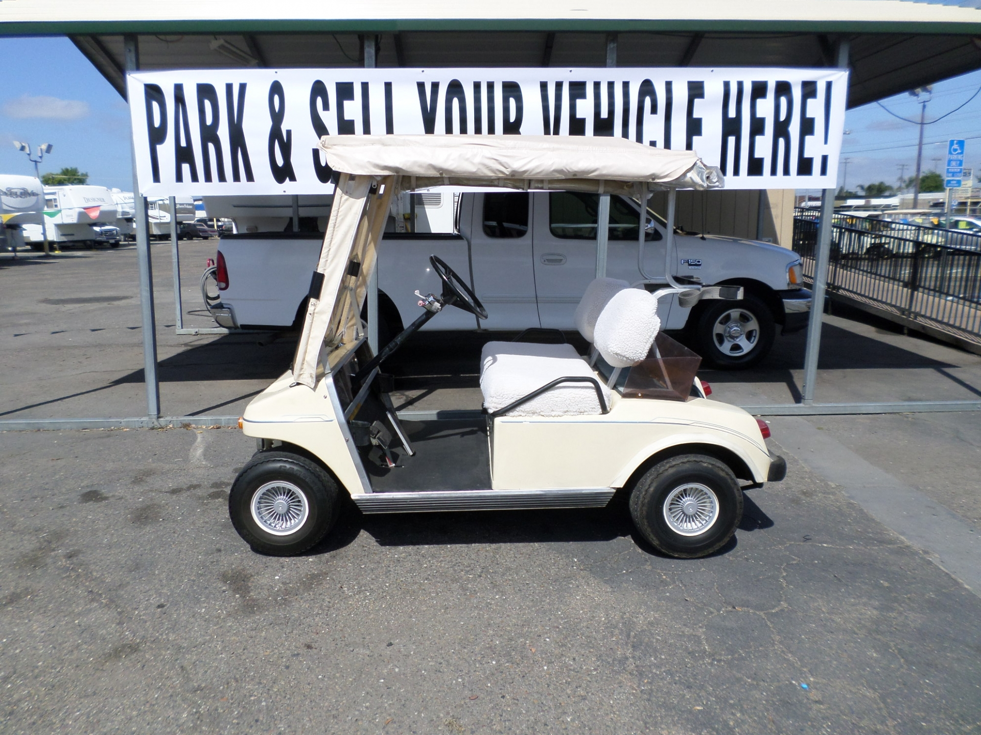 Club Car Golf Cart 1987