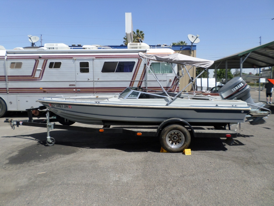 Boat For Sale: 1977 Seaswirl 17 In Lodi Stockton CA