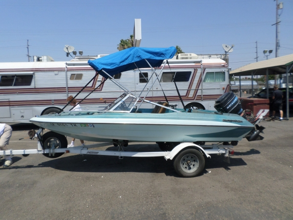 1981 Glastron SSV-151 Open Bow
