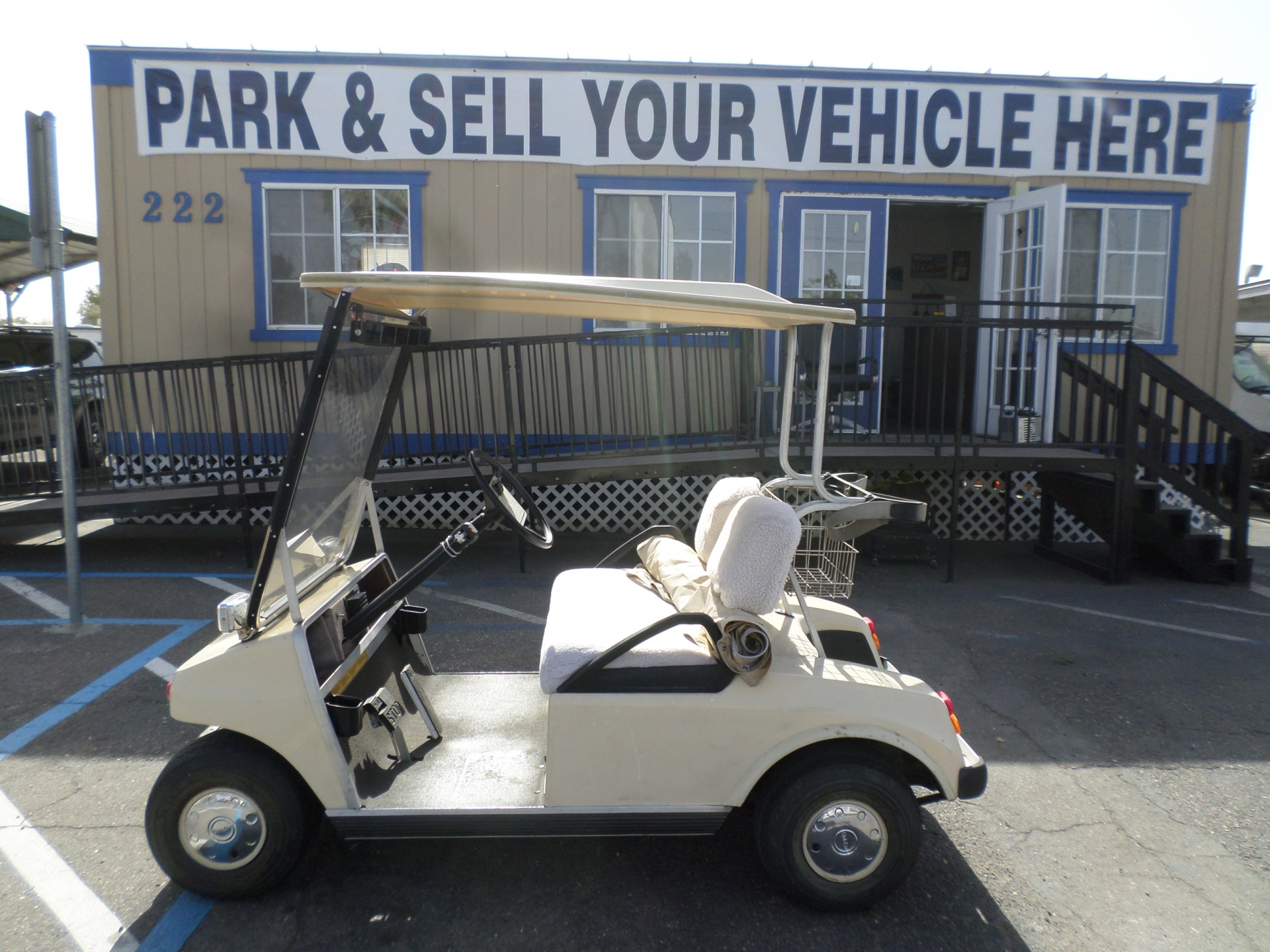 Club Car Golf Cart  1989