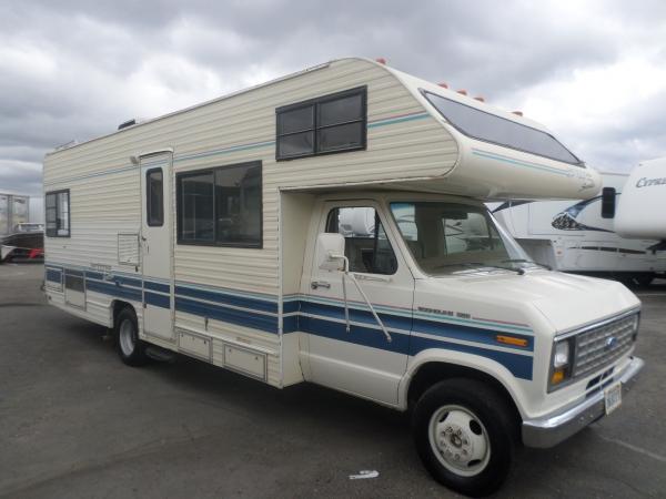 Rv For Sale Under 5000 >> RV for sale: 1989 FORD JAMBOREE C-CLASS 26' in Lodi Stockton CA - Lodi Park and Sell