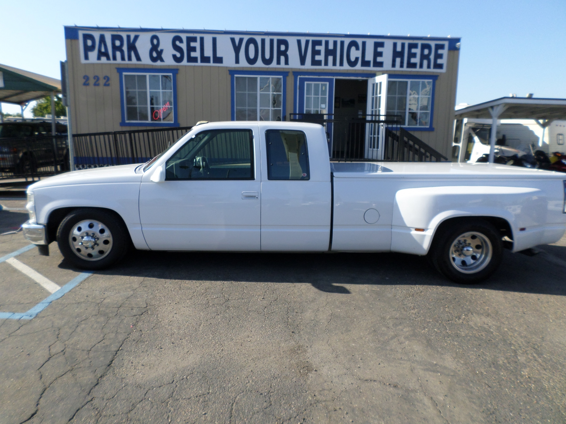 Chevrolet 3500 Dually 1993