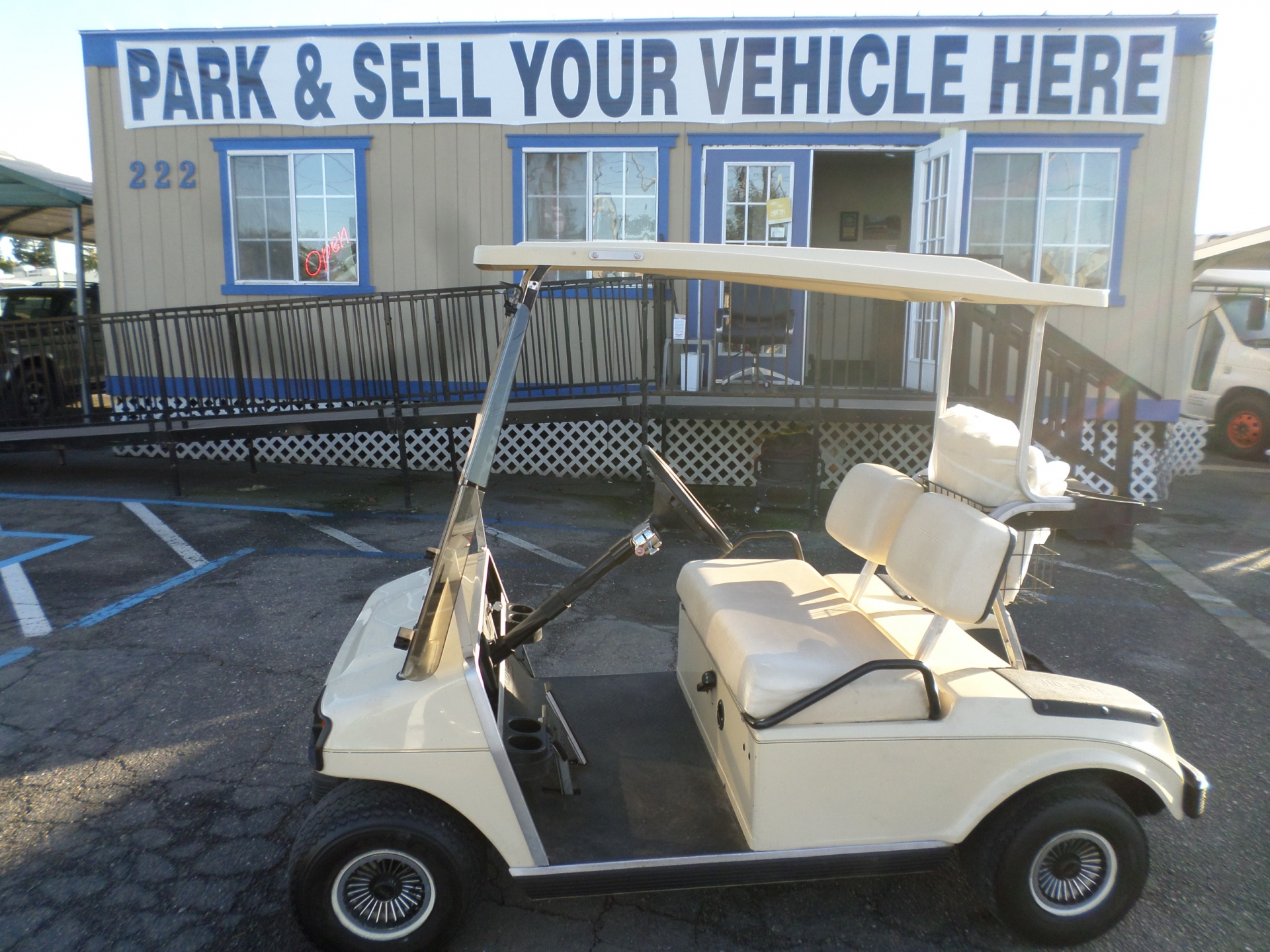 Club Car Golf Cart 1993