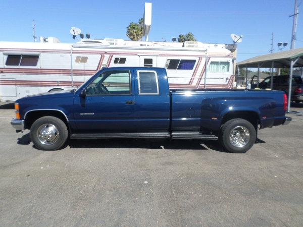 Chevrolet 3500 6.5 Turbo Diesel Dually 1994