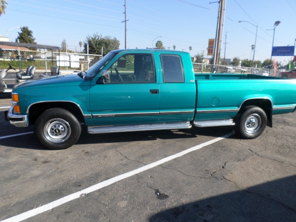 truck for sale 1994 chevrolet silverado 2500 in lodi stockton ca lodi park and sell. Black Bedroom Furniture Sets. Home Design Ideas