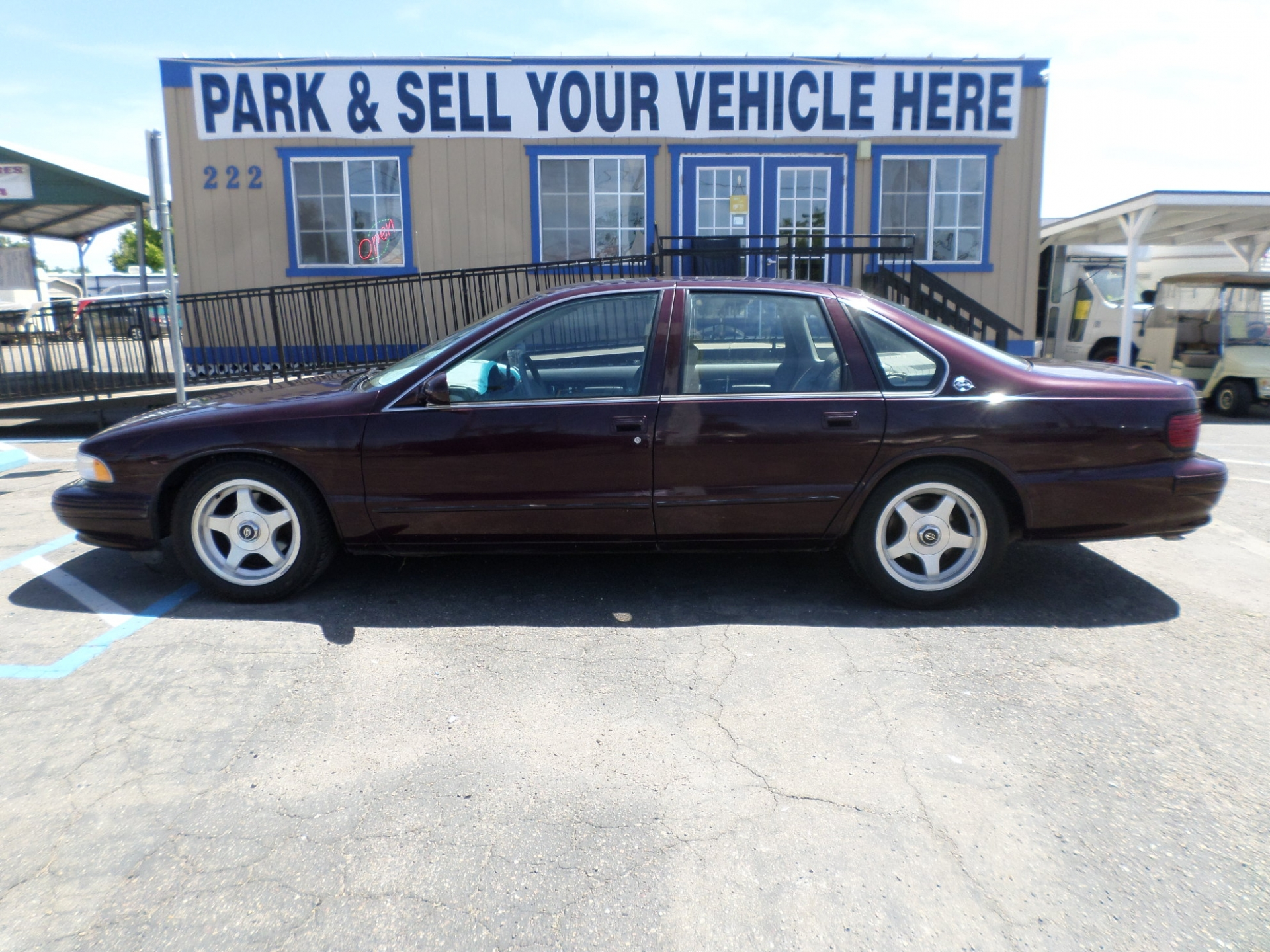 Car for sale: 1995 Chevrolet Impala SS in Lodi Stockton CA