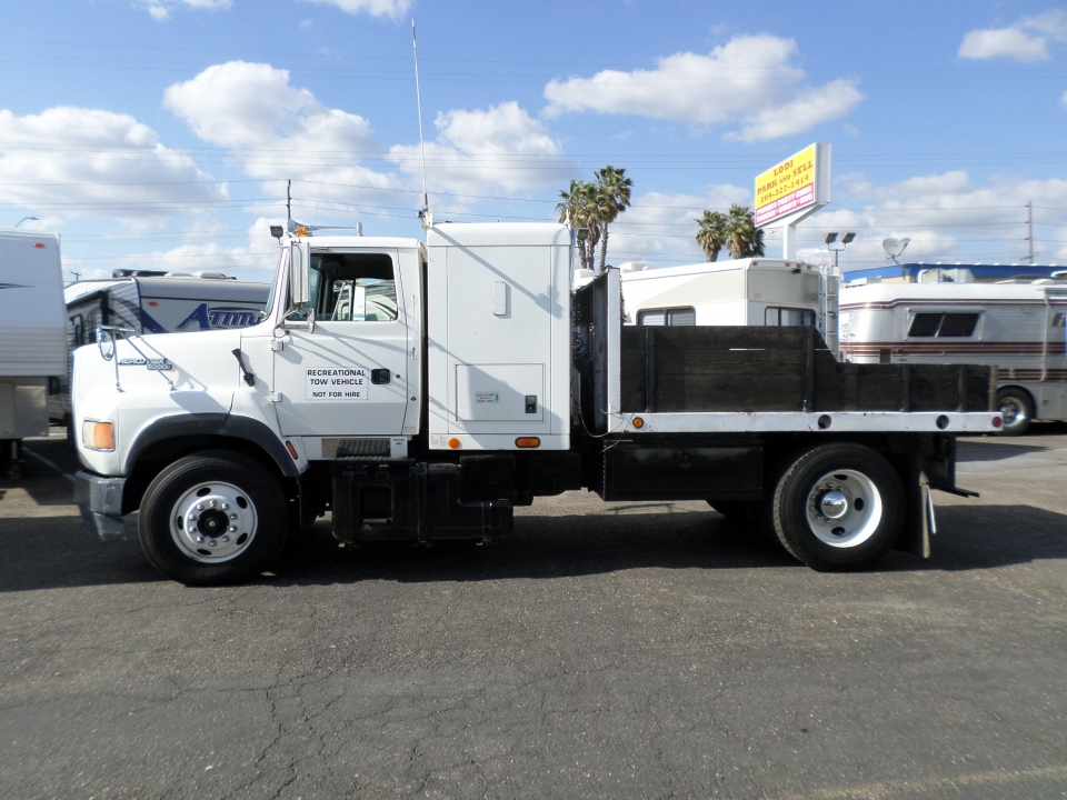 rv for sale 1995 ford l9000 aeromax sleeper recreational vehicle in rh lodiparkandsell com Ford L9000 Manual 2000 L9000