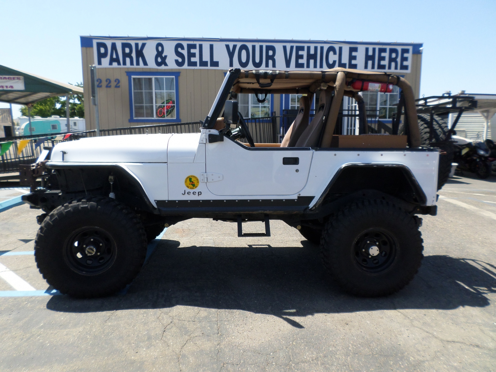 SUV for sale: 1995 Jeep YJ in Lodi Stockton CA - Lodi Park