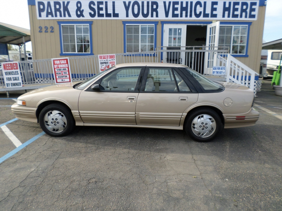 Car for sale: 1995 Oldsmobile Cutlass Supreme in Lodi Stockton CA ...