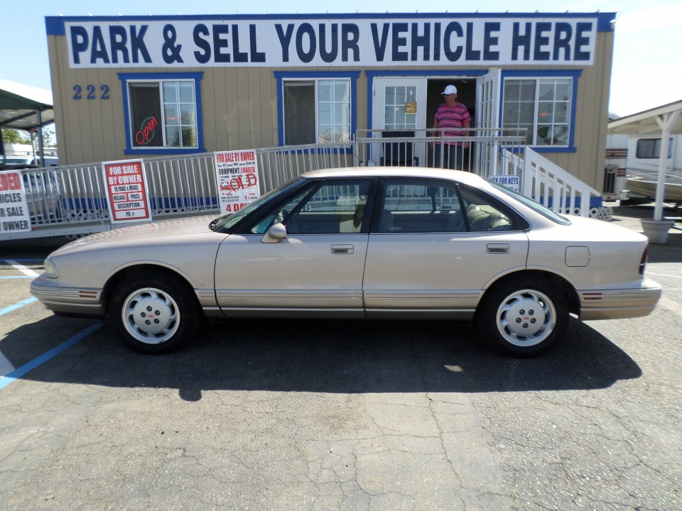 1995 Oldsmobile Eighty Eight LSS