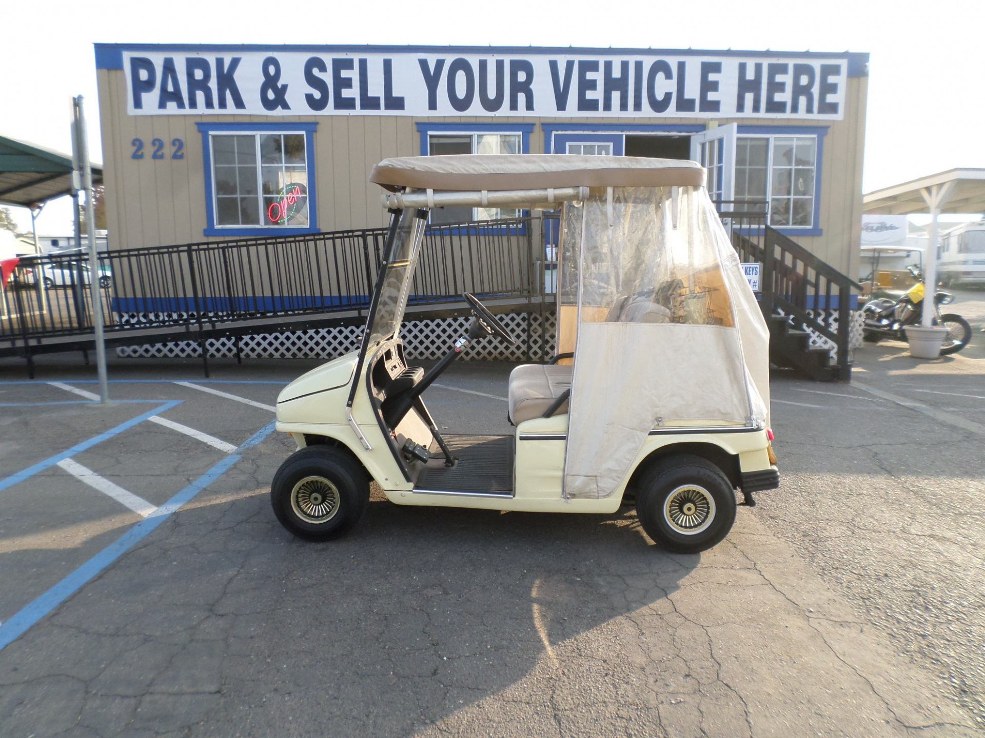 Western Golf Cart 36 Volt 1995