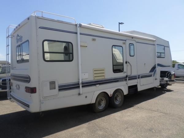 ALPENLITE RIVIERA 29RK 5th WHEEL 1996