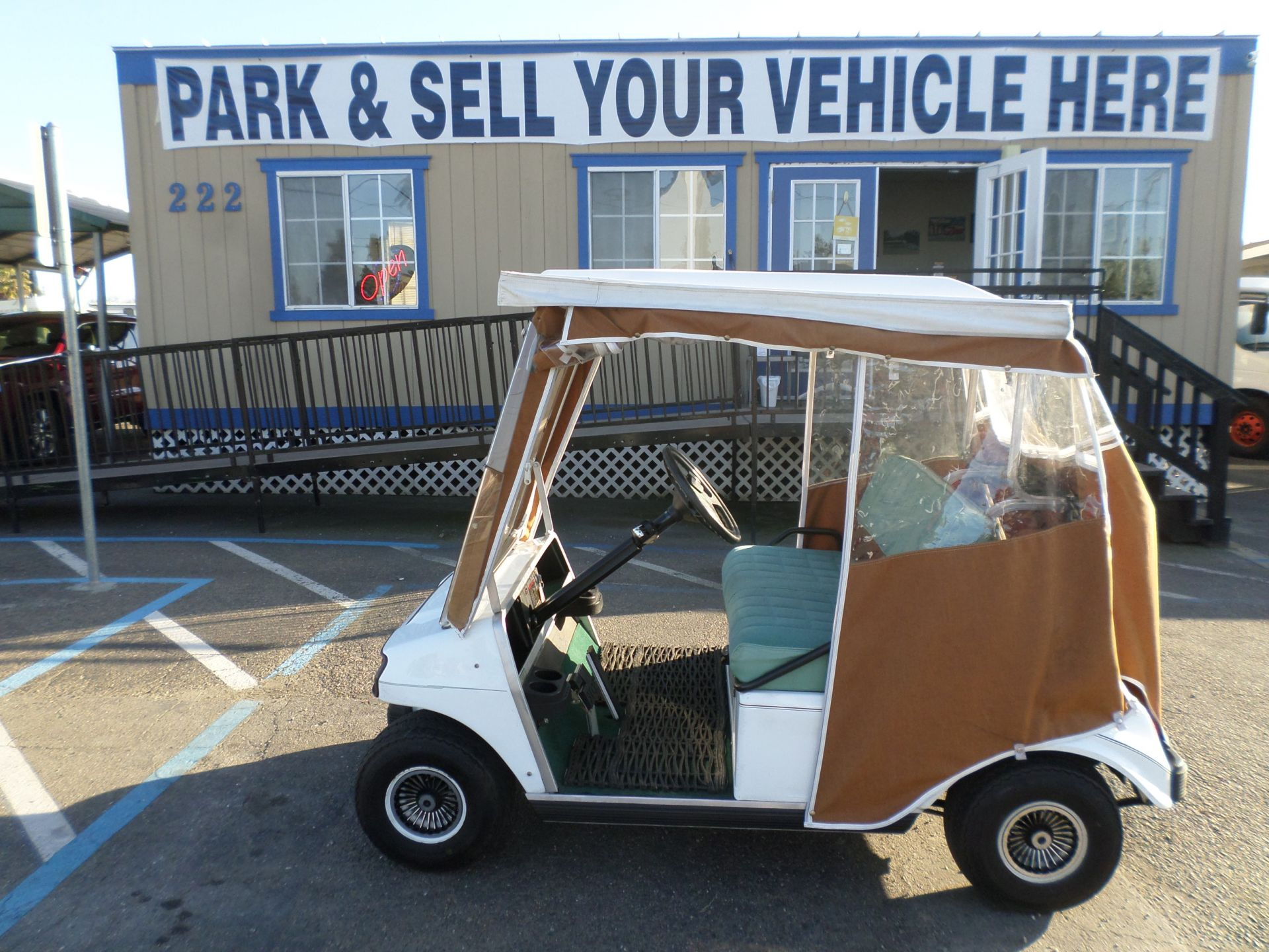 Club Car 48 Volt Golf Cart 1996