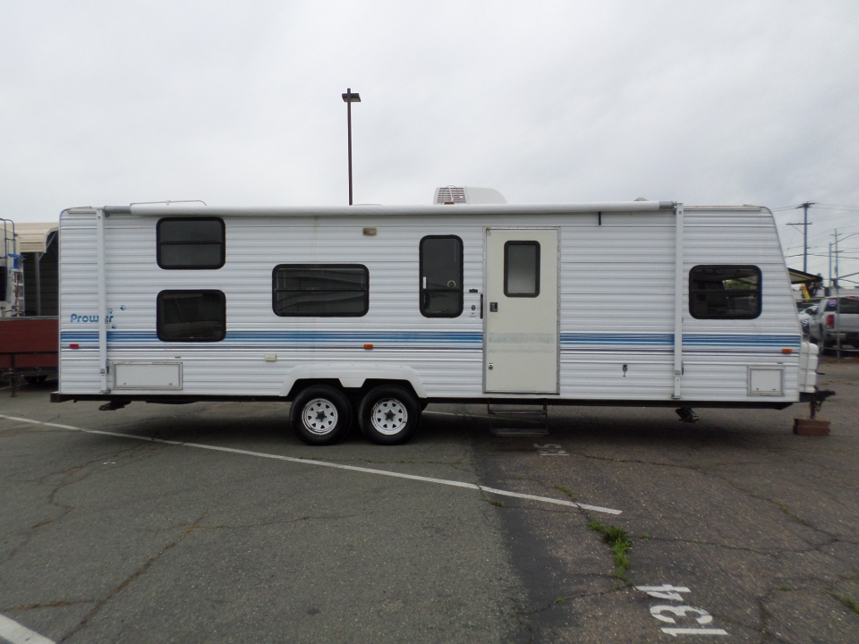 Fleetwood Prowler Bunkhouse Travel Trailer 1996