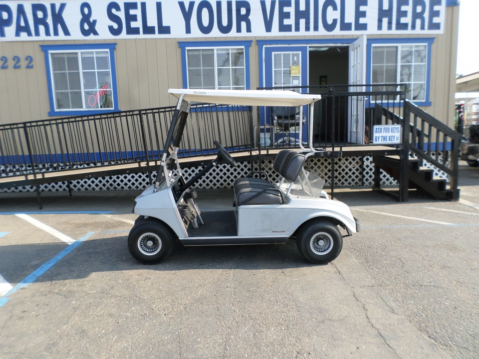 Club Car 48V Golf Cart 1997