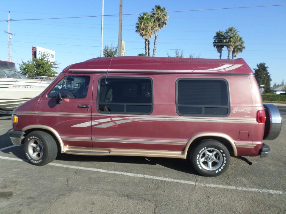1997 Dodge 2500 Mark III Conversion Van