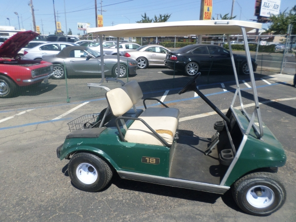 Club Car Golf Cart 48 Volt 1998
