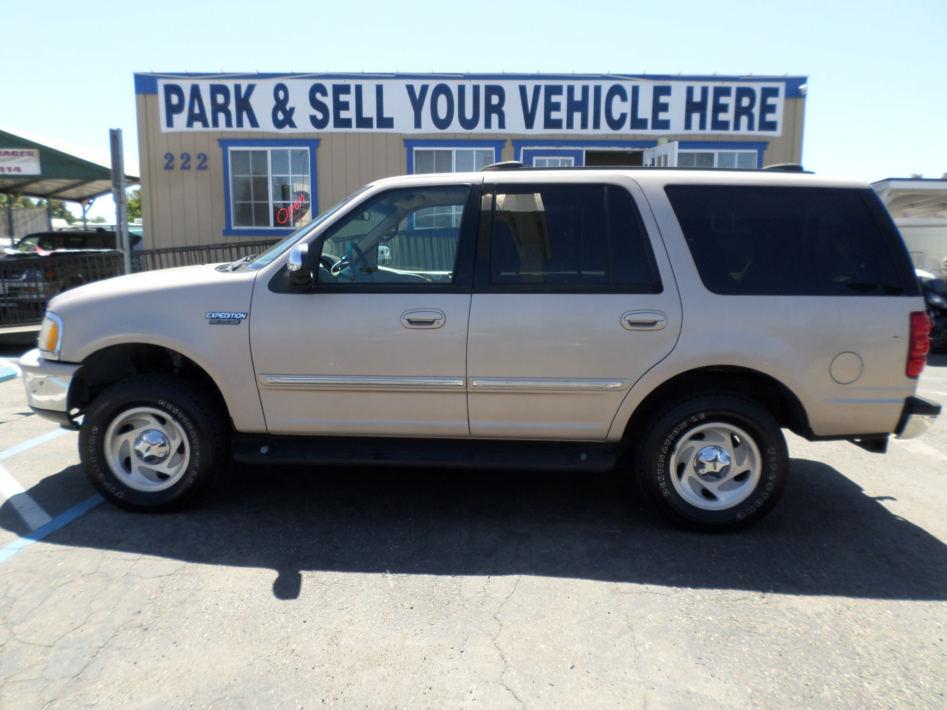 Ford Expedition XLT 1998