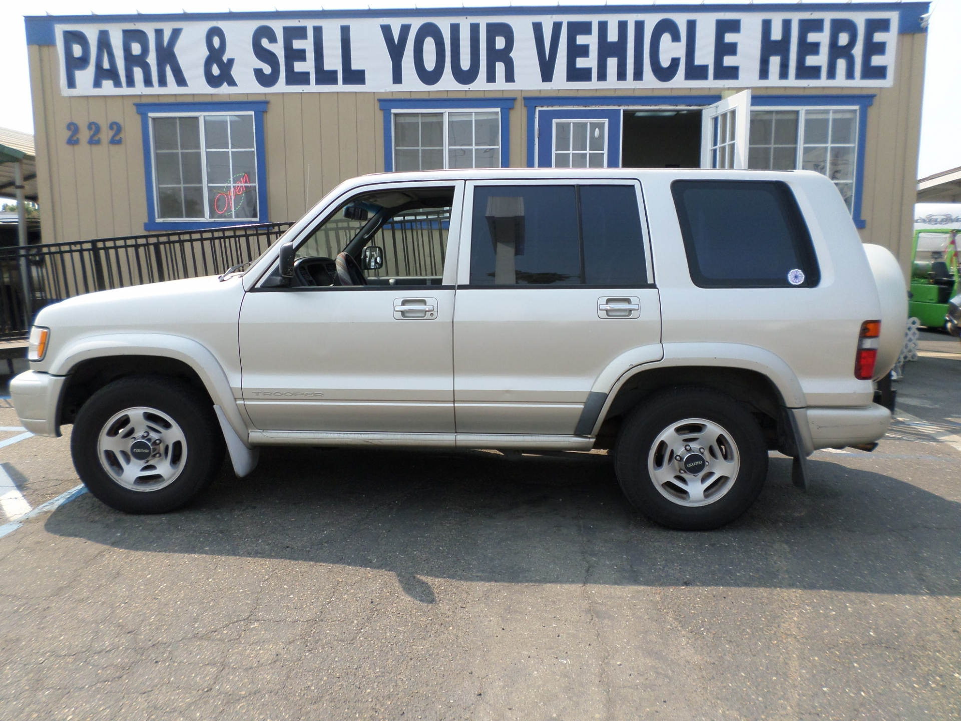 Suv For Sale 2000 Isuzu Rodeo Ls In Lodi Stockton Ca Lodi Park And Sell
