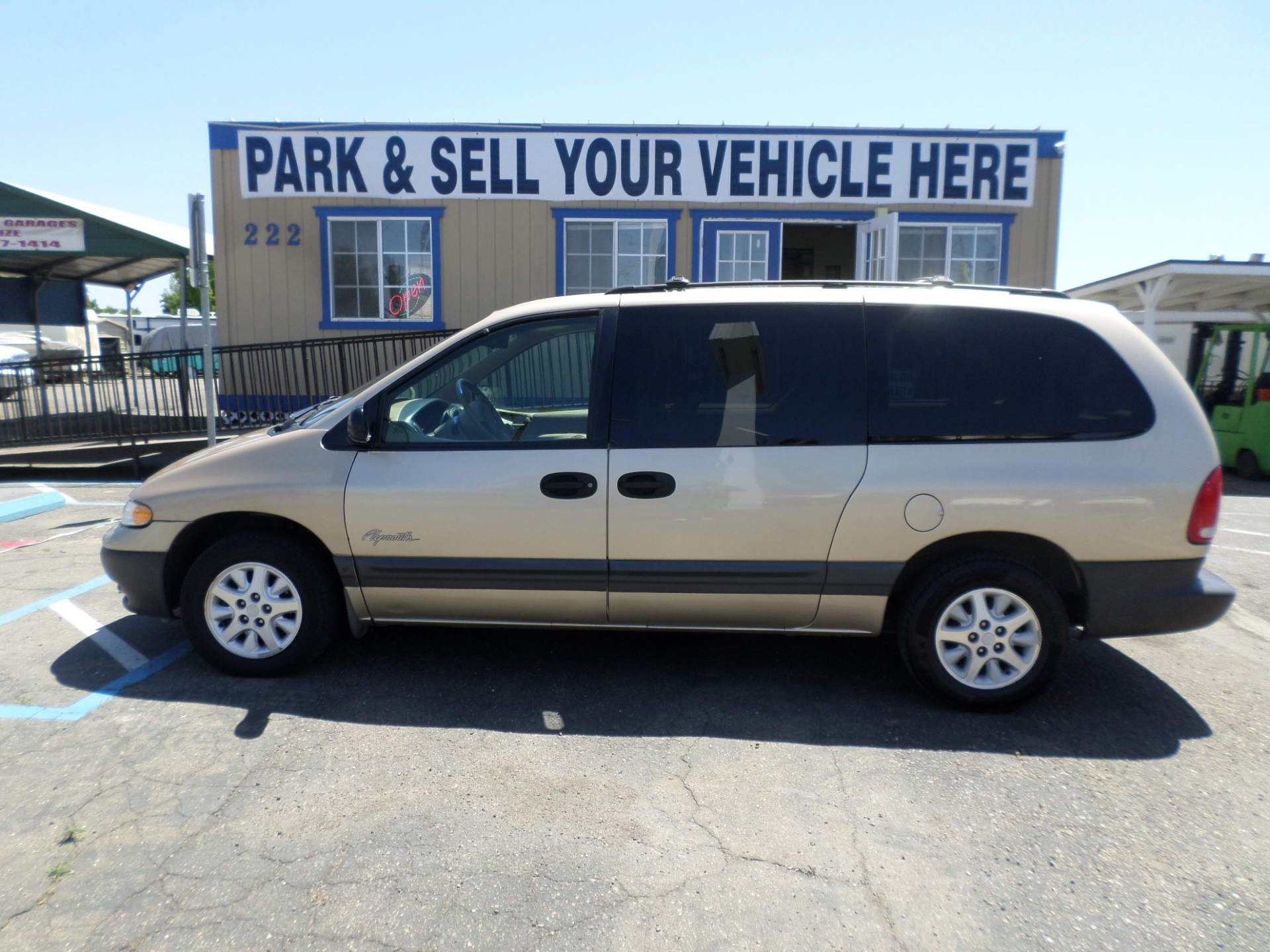 van for sale 1998 plymouth grand voyager in lodi stockton ca lodi park and sell lodi park and sell