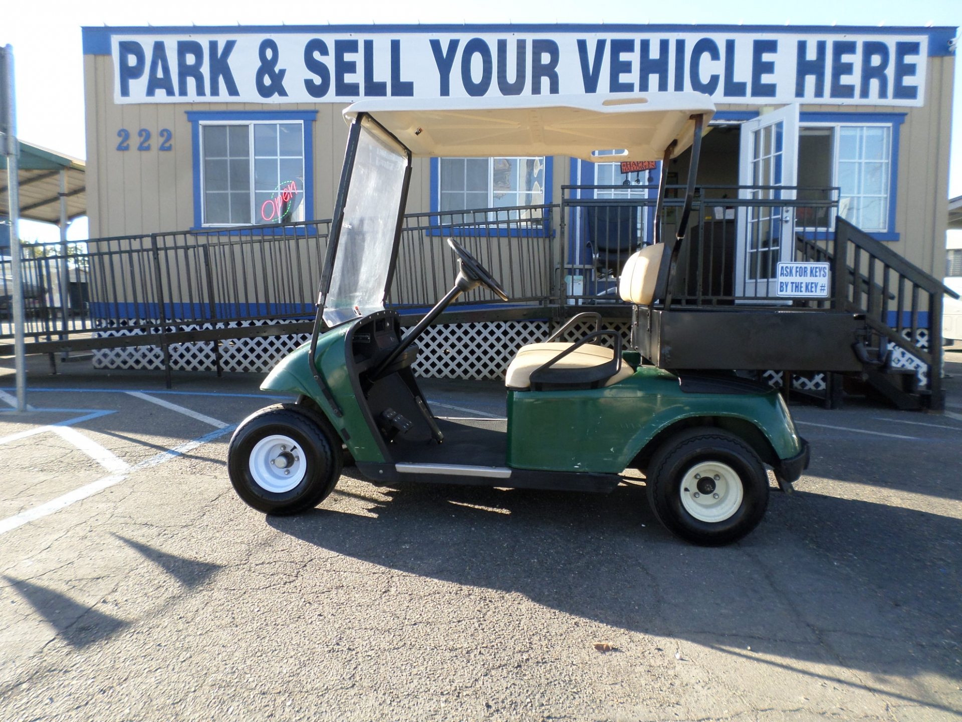 EZ-GO 36V Golf Cart 1999