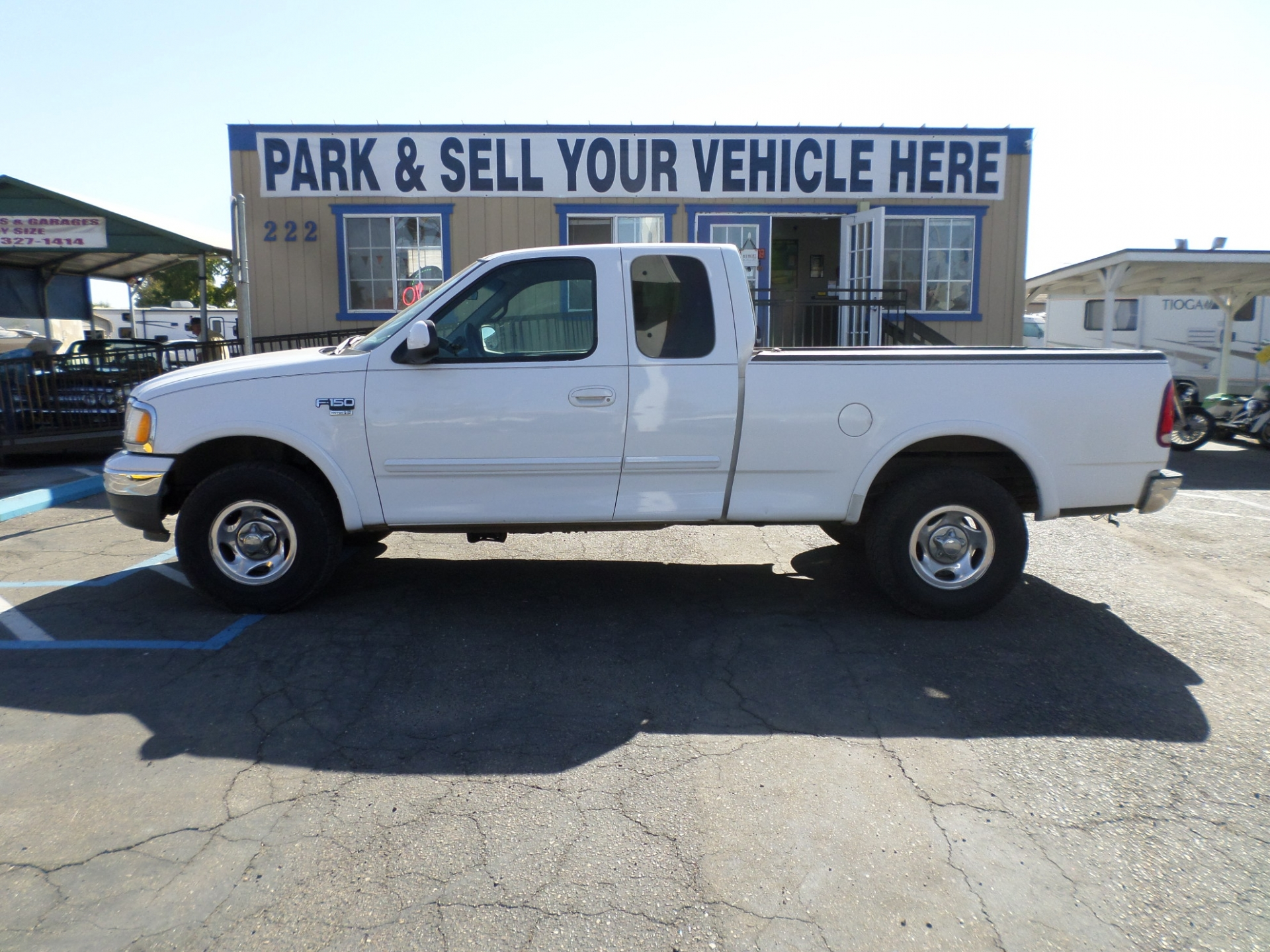 Ford F-150 4x4 Short Bed Super Cab 1999