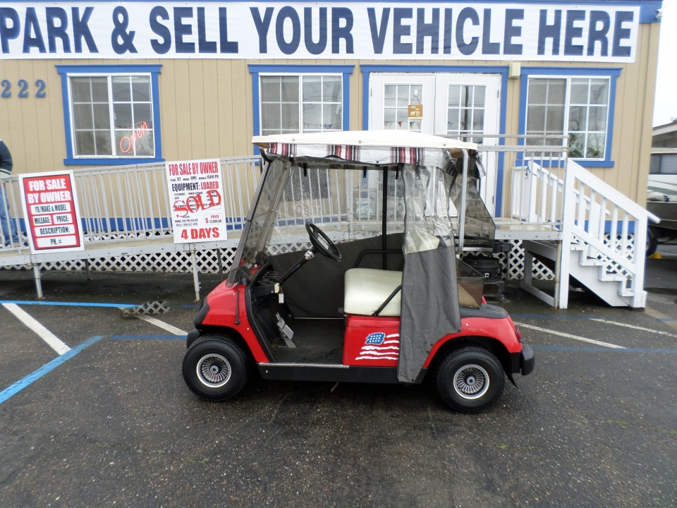 Yamaha Golf Cart 36V 1999