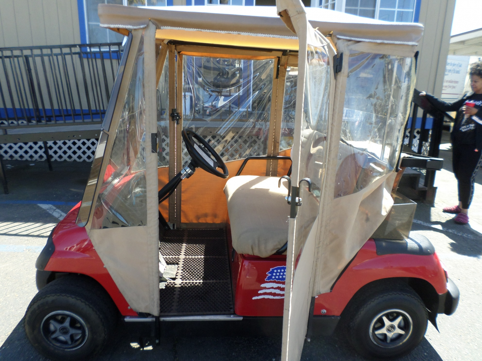 Yamaha Golf Cart 1999