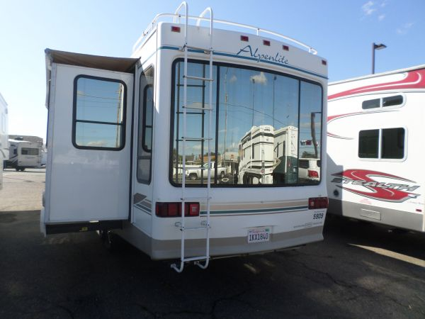 Alpenlite Augusta RL 5th Wheel 2000