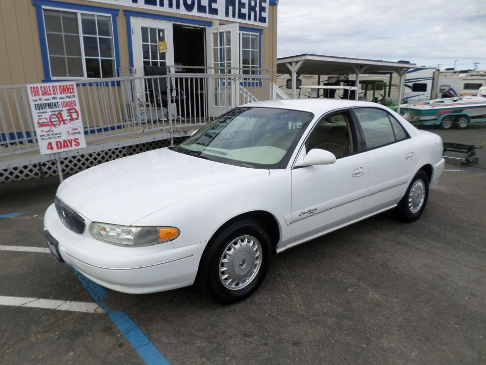 Car For Sale 2000 Buick Century In Lodi Stockton Ca