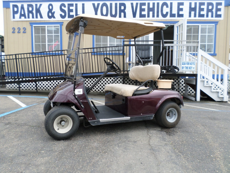 EZ-GO Golf Cart 48V 2000
