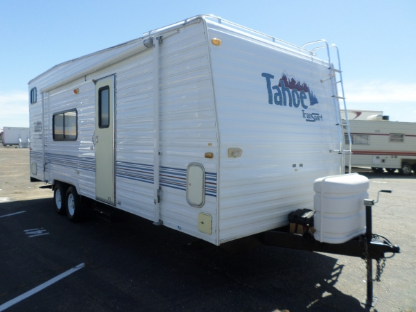 Rv For Sale 1996 Thor Four Winds 26 5th Wheel In Lodi