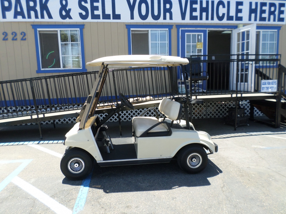 Club Car 48V Golf Cart 2001