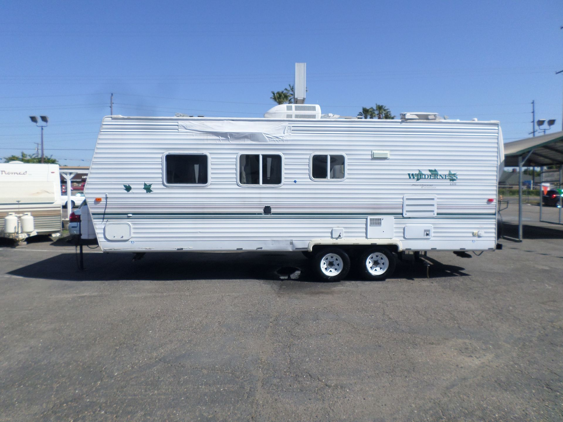 Fleetwood Wilderness Travel Trailer 2001