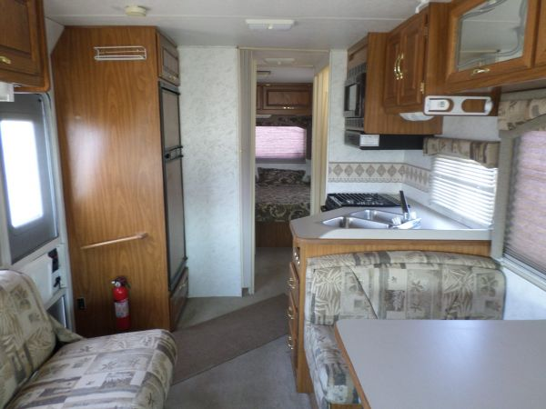 Minivans For Sale >> 2001 Four Winds Chateau Sport Class C Motorhome 29' For ...