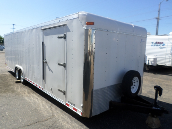 Pace American Shadow Enclosed Trailer 28ft 2001