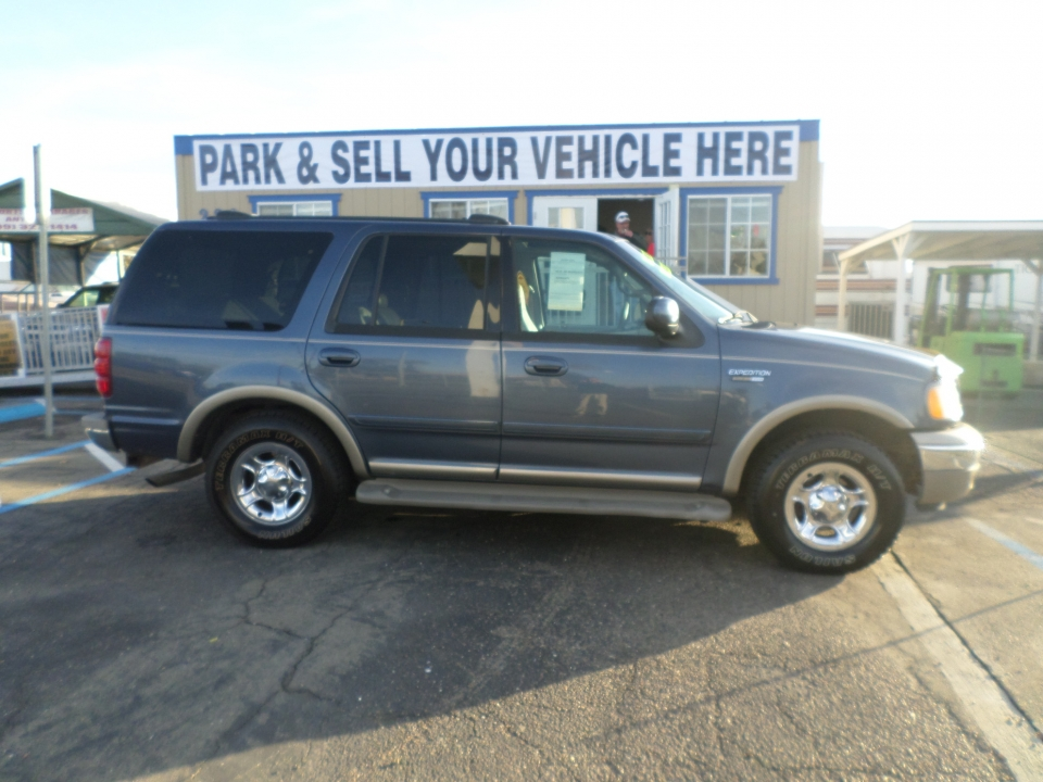 Ford Expedition Eddie Bauer 2002