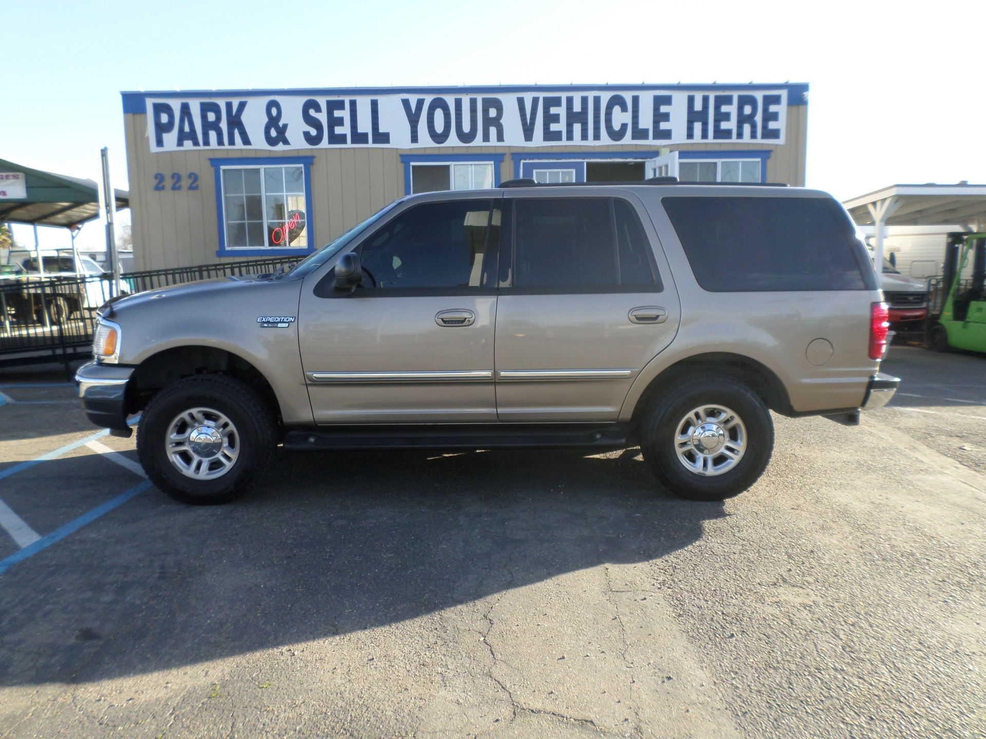 Ford Expedition XLT 4X4 2002