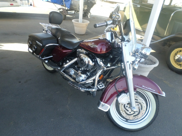 Harley Davidson Road King Classic 2002