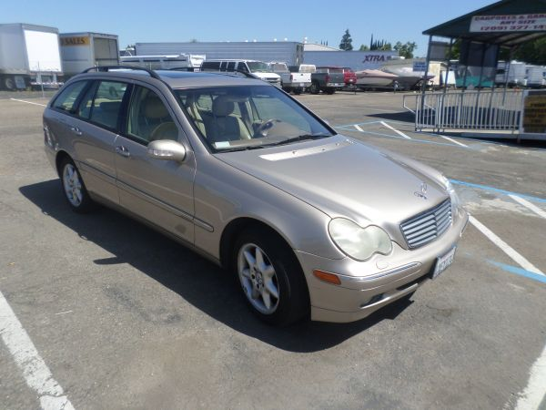 2002 mercedes c320 wagon for sale 5900 lodi stockton. Black Bedroom Furniture Sets. Home Design Ideas