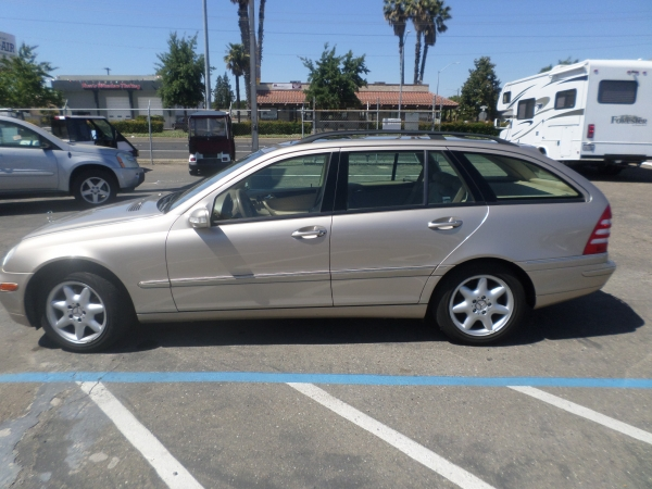 car for sale 2002 mercedes c320 wagon in lodi stockton ca. Black Bedroom Furniture Sets. Home Design Ideas