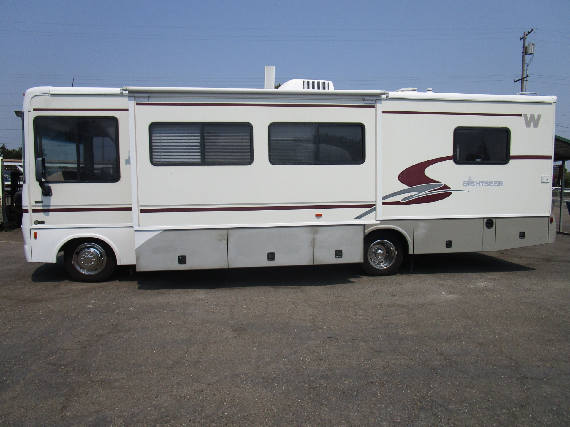 Winnebago Sightseer 2002