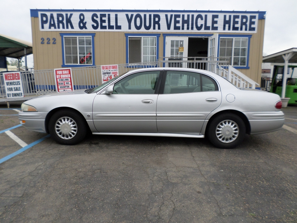 Car for sale: 2003 Buick LeSabre in Lodi Stockton CA - Lodi Park and ...