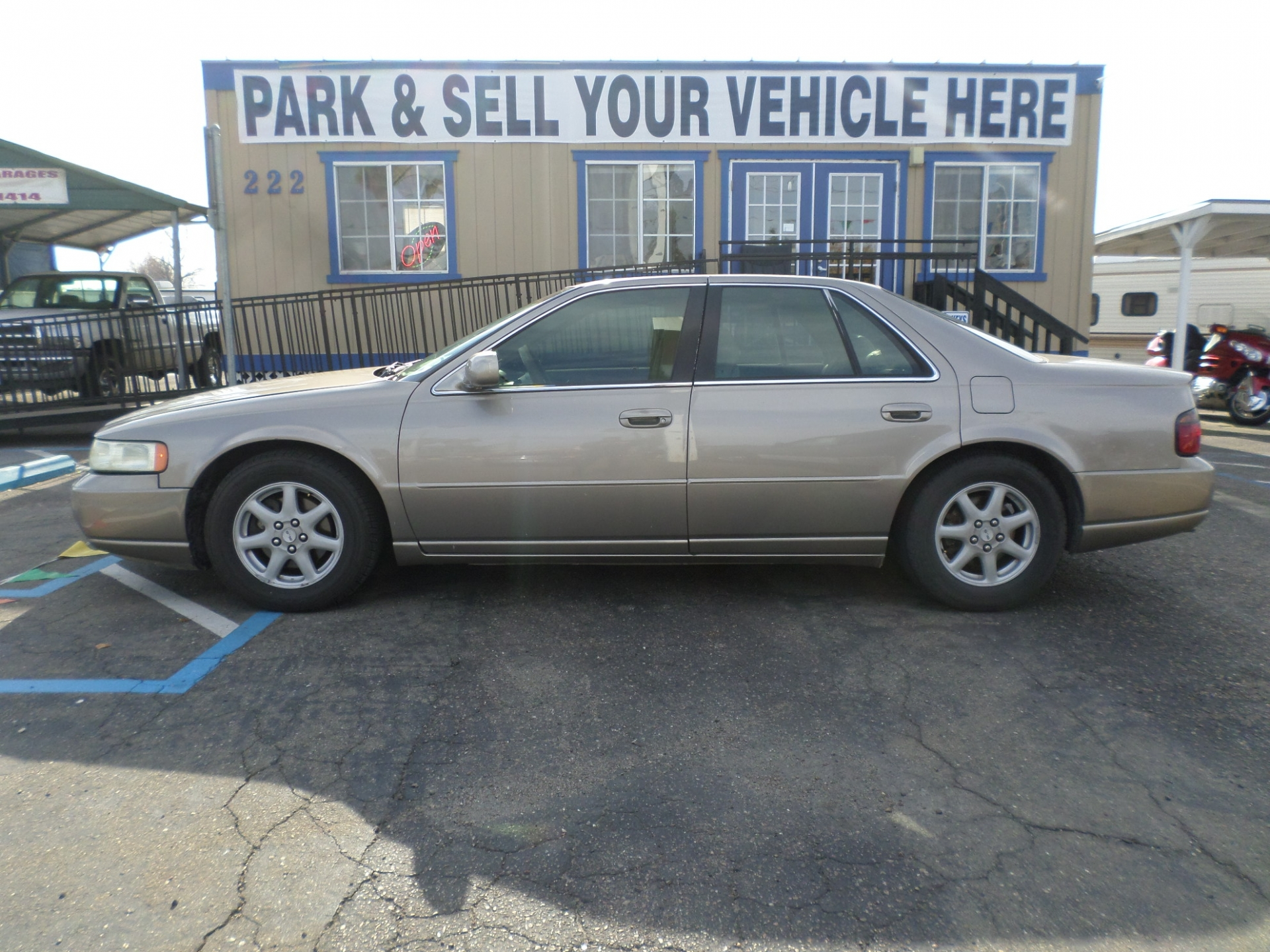 car for sale 2003 cadillac sls in lodi stockton ca lodi park and sell lodi park and sell
